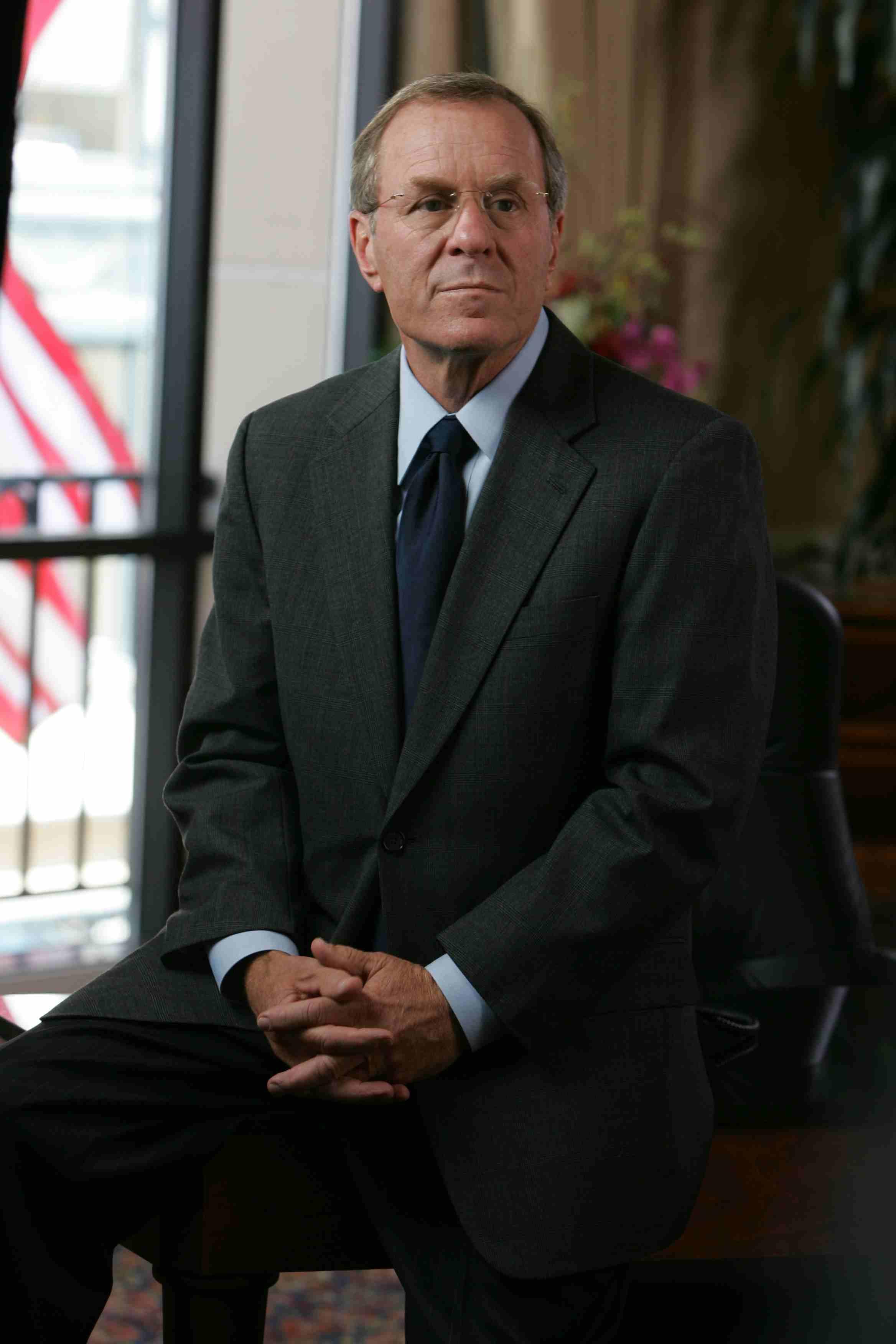 Ted Wins DA's Endorsement