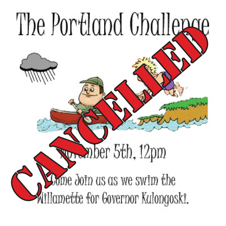 Cancelled Due to Poor Weather