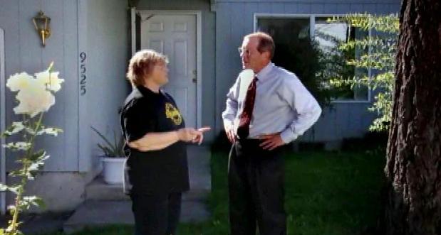 Ted is Fighting Against Meth in Oregon